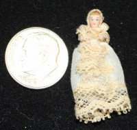 #19C Dressed Tiny Grace: 5/8""