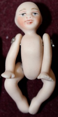 #59C Googlie with Teeth: 1-1/4""