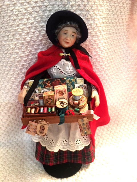 NAME National peddler doll class
